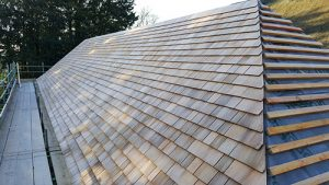Experienced Roof Work by Thomas & Briggs